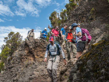 Join A Group To Climb Kilimanjaro