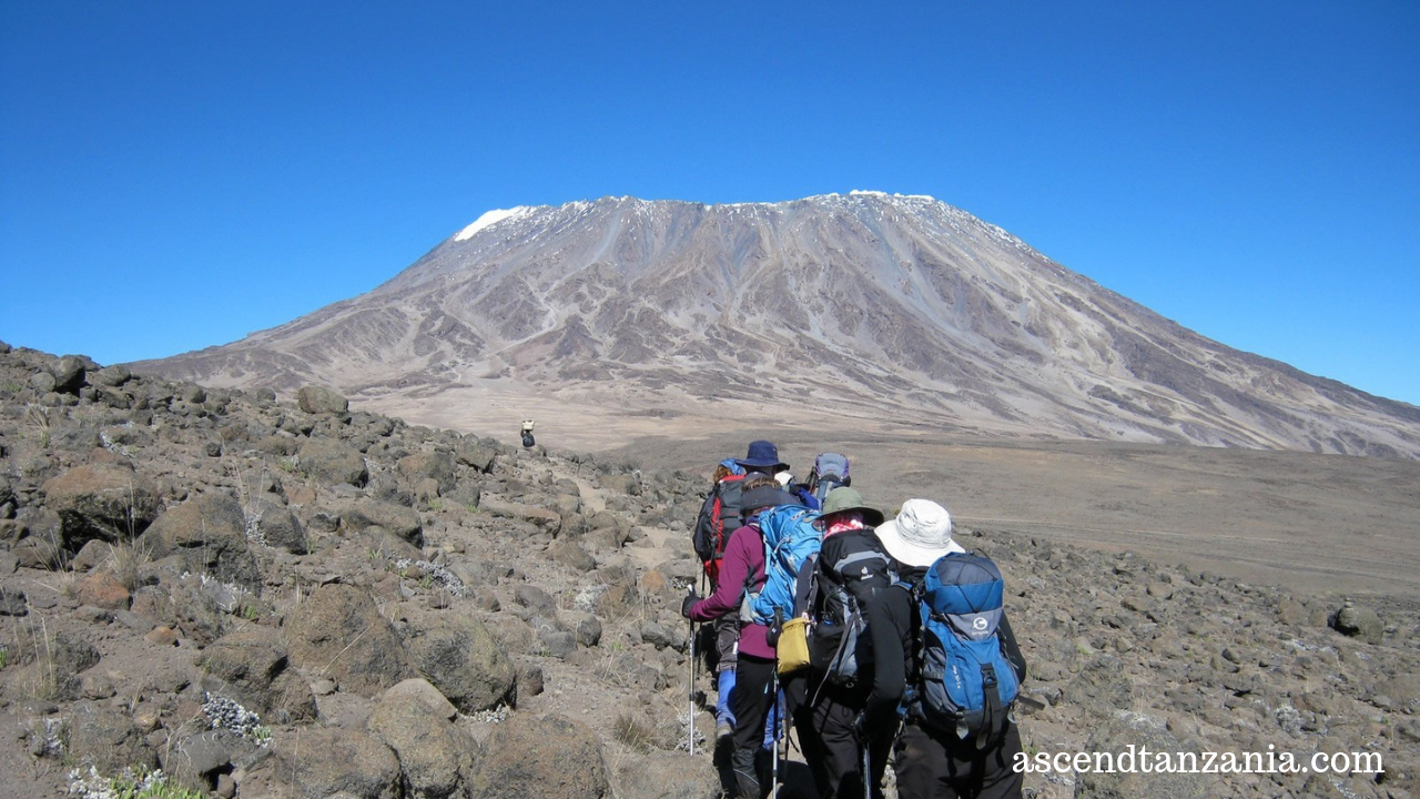 Days For Climbing Kilimanjaro