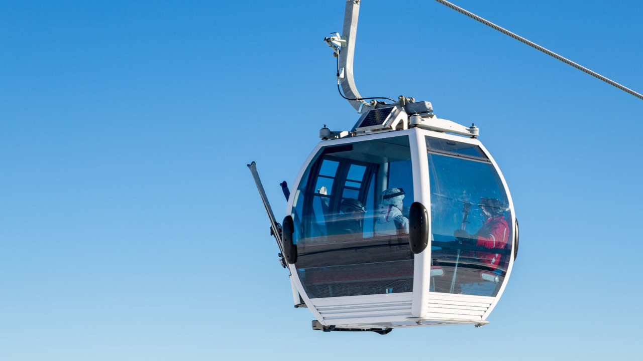 install Kilimanjaro Cable Car for physically challenged tourists