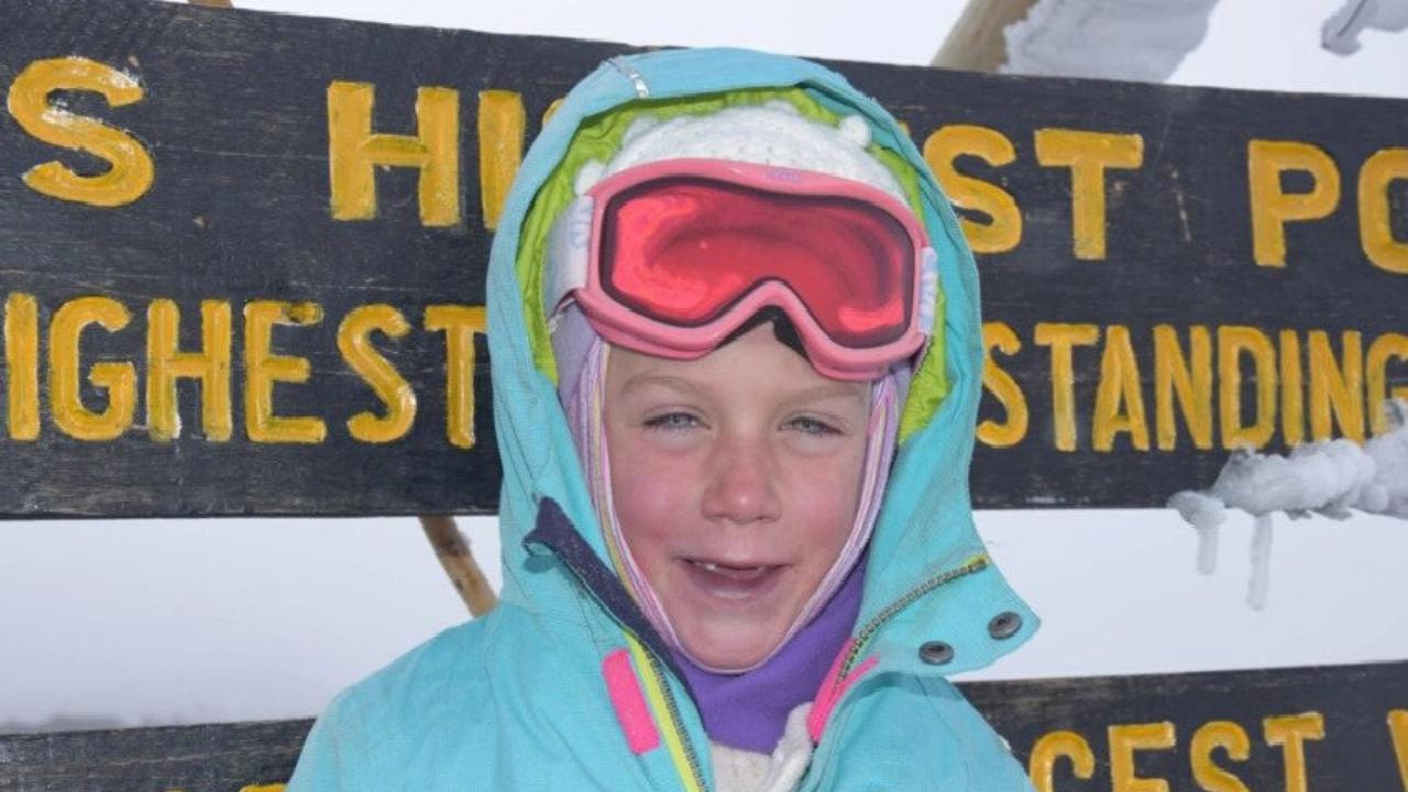 6 Year old Lancing Girl Broken Mount Kilimanjaro Records