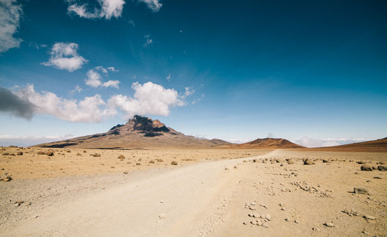 Marangu Route Summit Overview