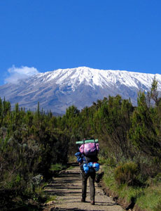 Marangu Route Summit Overview