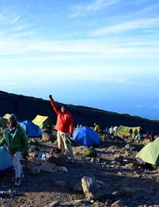 Rongai Route Climbing Facts
