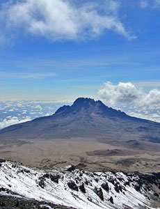 Choosing Umbwe Route To Climb Kilimanjaro