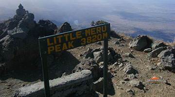 4 Days Mount Meru Climb