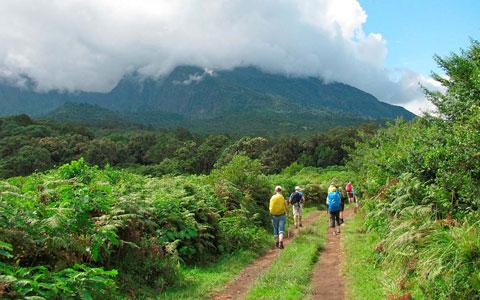 4 Days Mount Meru Climb