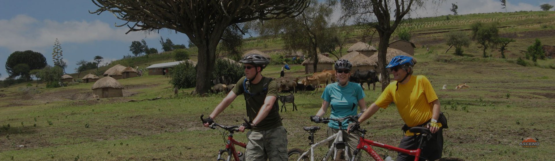Tanzania Bike Tours